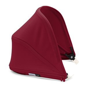 Image of Bugaboo Bee5 Sun Canopy Ruby Red Bee5 Sun Canopy Ruby Red (2743710061)