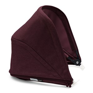 Image of Bugaboo Bee5 Sun Canopy Red Melange Bee5 Sun Canopy Red Melange (2743710063)