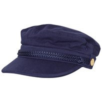 Mini Rodini Skipper Hat Navy Navy