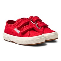 Superga 2750 JVEL Classic Sneakers Red Classic Red