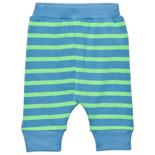 Stella McCartney Kids Stripe Byxor Blue och Green 3740
