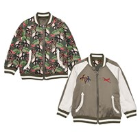 Stella McCartney Kids Eastwood Reversible Bomber Jacka 2471