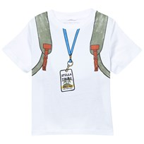 Stella McCartney Kids ´Arrow Tour T-shirt Off-White 9082