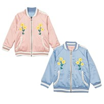 Stella McCartney Kids Floral Reversible Bomber Jacka 5768