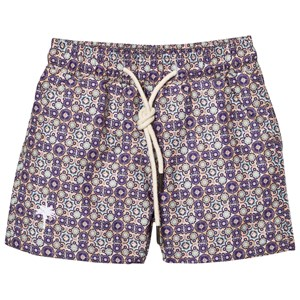 Image of OAS Kid's Blue Pool Swim Shorts 2 år (2743745355)