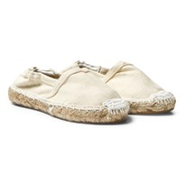 OAS Kid's Off-White Espadrilles off-white