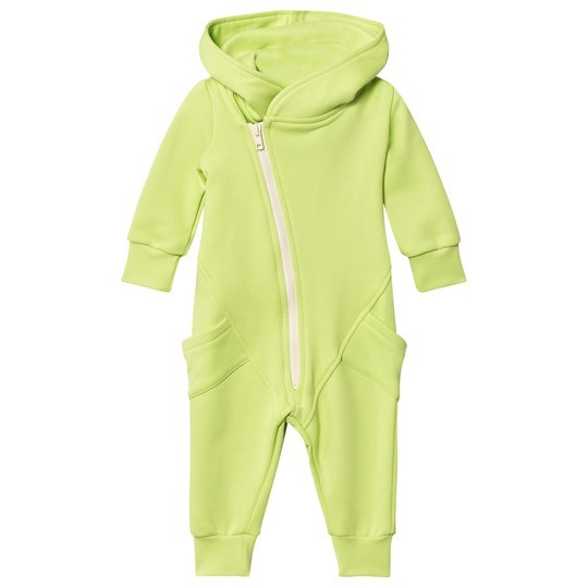 Gugguu College Onesie Lime/Whitecap Lime whitecap