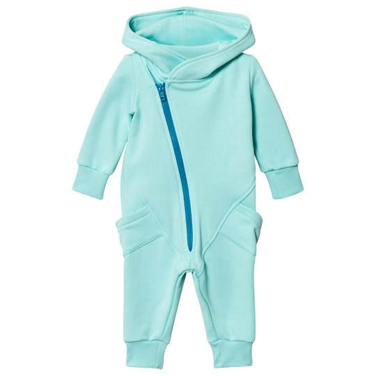 Gugguu College Onesie Water Blue/Turkosblå Water blue turquoise blue