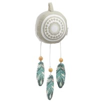 Elodie Details Music Toy Dream Catcher Small Grey/mixed