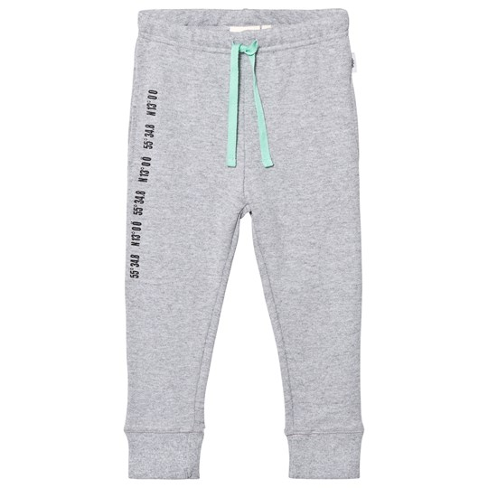 ebbe Kids Sydney Sweat Pants Grey Melange Grey Melange