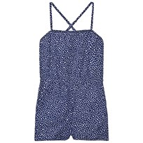 eBBe Kids Charlene Jumpsuit Dotted Midnight Blue Dotted midnight blue