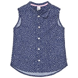 ebbe Kids Coco Blus Dotted Midnight Blue