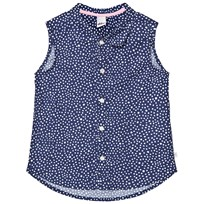 eBBe Kids Coco Blouse Dotted Midnight Blue Dotted midnight blue