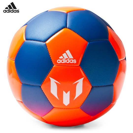 adidas Performance Tango Messi Q2 Football Blue/Orange Blue