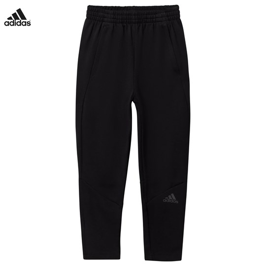 adidas Performance Black Zone Sweatpants Black