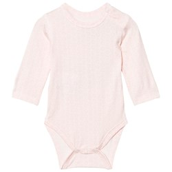 Hust&Claire Baby Body With Print Bamboo Rose Tan
