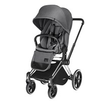 Cybex Priam Lux Seat Manhattan Grey 2017 Manhattan Grey