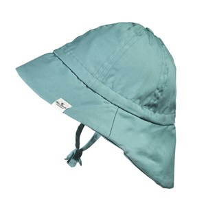 Image of Elodie Sun Hat - Pretty Petrol 0-6 mdr (685361)
