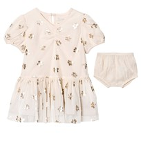 Stella McCartney Kids Floral Print Missy Dress 6940