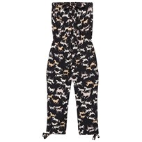How To Kiss A Frog Moonlight Jumpsuit Black Horse blk horse