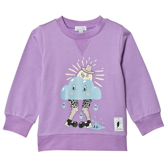 Civiliants Happy Sun Sweater Lilac Lilac