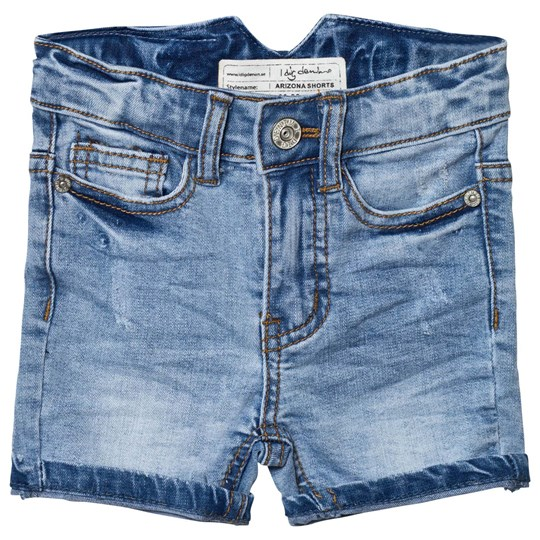 I Dig Denim Arizona Shorts Blue Blue