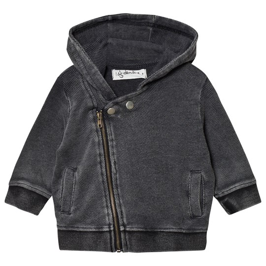 I Dig Denim Egon Baby Jacket  Dark Grey Dark grey
