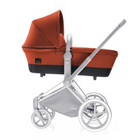 Cybex Priam Carry Cot Platinum Line Autumn Gold Autumn Gold