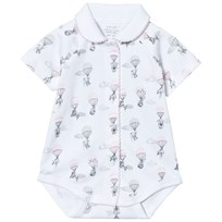 Livly Collar Snap Baby Body Pink Elephant Pink Elephant
