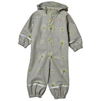 Kattnakken Rainsuit Blow Grey Grå Blås