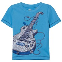 Timberland Blue Guitar Branded Tee 838