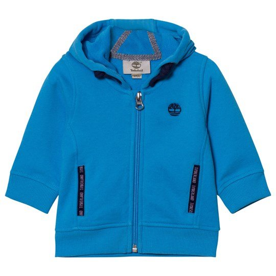 Timberland Pacific Blue Branded Hoodie 838