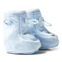 Joha Single Layer Booties Light Blue Light Blue