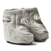 Joha Single Layer Booties Silver Melange Silver Melange