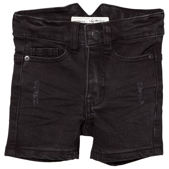I Dig Denim Arizona shorts Black Black