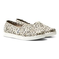 Toms Natural Bob Youth Classics Skor NATURAL BOB CAT