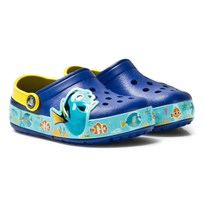 Crocs Crocs Fun Lab Lights Dory™ Clogs Cerulean Blue/Lemon