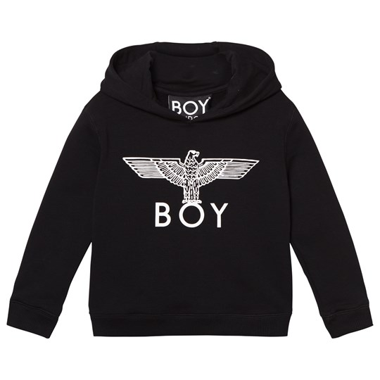 Boy London Boy Eagle Hoodie Black/White Black