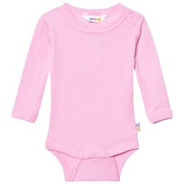 Joha Long Sleeve Baby Body Rosa Pink