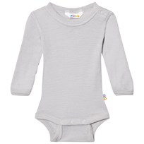 Joha Long Sleeve Baby Body Light Grey LT. Grey