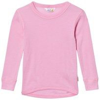 Joha Long Sleeve Tee Rosa Pink
