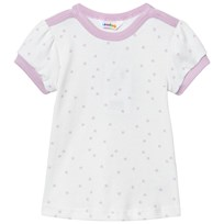 Joha Short Sleeve Tee Mini Star Lilac Mini Star Girl