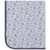 Pippi Baby Blanket Pearl Blue Pearl Blue