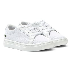 Lacoste L.12.12 Texturized Piqué Canvas Sneakers