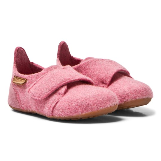Bisgaard Home Shoes Pink 91 Rosa