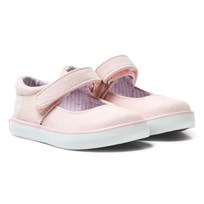Ralph Lauren Pink Chambray Pippa Mary Janes PINK CHAMBRAY