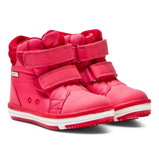 Reima Reimatec® Shoes Patter Strawberry Red Strawberry red