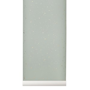 Image of ferm LIVING Confetti Wallpaper - Mint (2805092673)