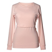 Boob B·Warmer Sweatshirt Pale Blush