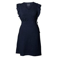 Boob Alicia Dress Midnight Blue Midnight Blue